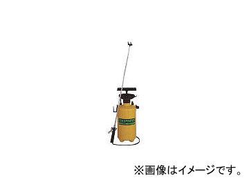 フルプラ/FURUPLA ダイヤスプレープレッシャー式噴霧器7L 7760(4013239) JAN:4977263077604