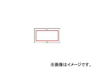 サトー/SATO SP用ベル赤枠(強粘)100 219999012(2785846) JAN:4993191291516