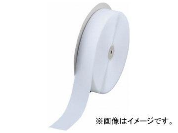 トラスコ中山/TRUSCO 面ファスナー 縫製用A側 幅50mm×長さ25m 白 TMAH5025W(3619508) JAN:4989999098204