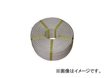 高木綱業 JISビニロンロープ 9.0mm×200m 367327(4184670) JAN:4943956673279