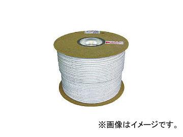 ユタカメイク/YUTAKAMAKE ナイロンロープ16打ドラム巻 4φ×200m PRN8(3708845) JAN:4903599062946