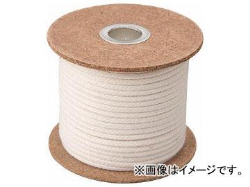 トラスコ中山/TRUSCO 難燃ロープ6mm×50m TRNR650B(4154886) JAN:4989999202021