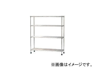 アイリスオーヤマ/IRISOHYAMA スチールラック メタルミニ(キャスター付)1100×350×830 MTO1108C(3285308) JAN:4905009309955