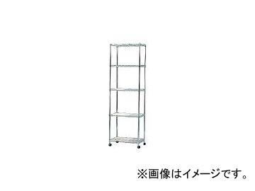 アイリスオーヤマ/IRISOHYAMA スチールラック メタルミニ(キャスター付)550×350×1745 MTO5518C(3285260) JAN:4905009309924