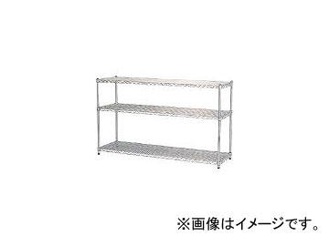 アイリスオーヤマ/IRISOHYAMA メタルラック(ポール径25) 1500×460×900 MR1509(3852652) JAN:4905009146482