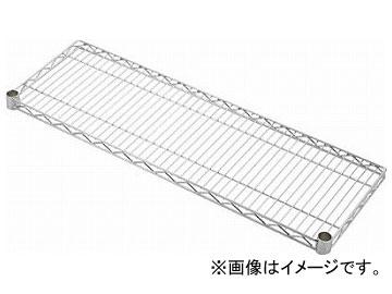 トラスコ中山/TRUSCO ステンレス製メッシュラック用 ハーフ棚板 W1205×D270 SEH43S(2564904) JAN:4989999744798