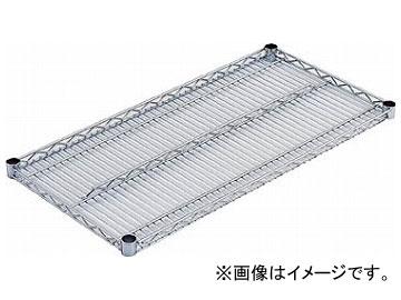 トラスコ中山/TRUSCO ステンレス製メッシュラック用棚板 602×457 SES24S(2565226) JAN:4989999744613