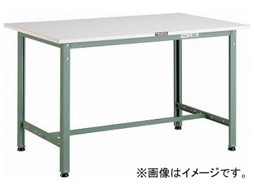 トラスコ中山/TRUSCO AE型作業台 900×600×H740 AE0960(2385431) JAN:4989999651348