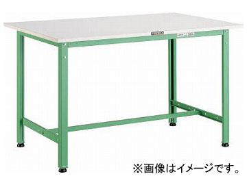 トラスコ中山/TRUSCO AE型作業台 1200×750×H740 YG色 AE1200YG