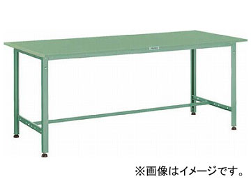 トラスコ中山/TRUSCO SAE型作業台 1800×750×H740 SAE1800(2851555) JAN:4989999650327