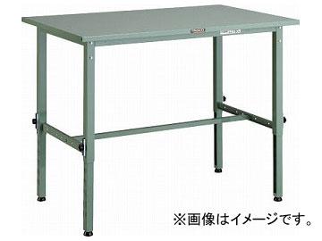 トラスコ中山/TRUSCO SAEM型高さ調整作業台 1200×600 SAEM1260(2850869) JAN:4989999813821