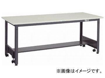 トラスコ中山/TRUSCO CFWS型作業台 1500×900×H740 CFWS1590(2850281) JAN:4989999688238