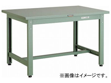 トラスコ中山/TRUSCO GWS型作業台 900×600×H740 GWS0960(3011984) JAN:4989999582406
