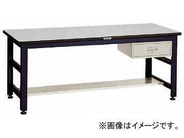 トラスコ中山/TRUSCO UTR型作業台 1800×900×H740 1段引出付 UTR1890F1(2781069)