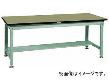 トラスコ中山/TRUSCO RHW型作業台 1800×750×H740 RHW1800 GN(2409160) JAN:4989999638967