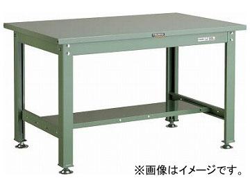 トラスコ中山/TRUSCO SHW型作業台 1200×900×H740 SHW1209 GN(2409232) JAN:4989999641660