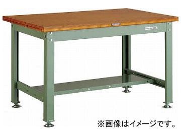 トラスコ中山/TRUSCO DW型作業台 1200×750×H740 DW1200(2405393) JAN:4989999633351