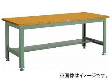 人気商品の トラスコ中山/TRUSCO DW型作業台 DW1500(2405431) JAN:4989999633450:オートパーツエージェンシー 1500×750×H740-DIY・工具
