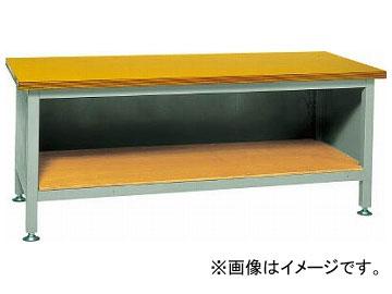 トラスコ中山/TRUSCO TWZ型作業台 1800×750×H740 TWZ1800(2407043) JAN:4989999636451