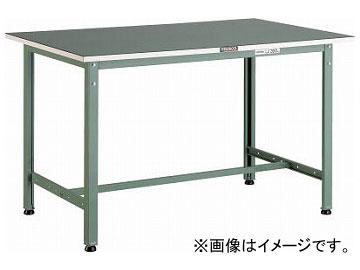 トラスコ中山/TRUSCO ビニールマット張りAE型作業台 1200×600 AE1260E2(2435241) JAN:4989999582086