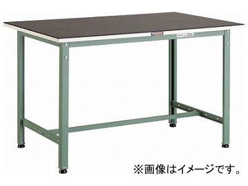 トラスコ中山/TRUSCO ゴムマット張りAE型作業台 900×600 AE0960G5(2435349) JAN:4989999632446
