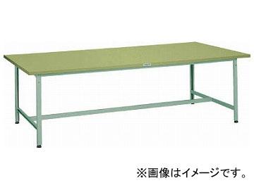 トラスコ中山/TRUSCO AEH型作業台 2400×1200×H740 AEH2400(2424347) JAN:4989999632934