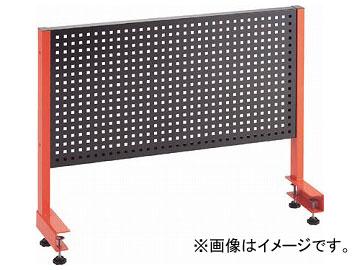 トラスコ中山/TRUSCO TFAE型作業台用前パネル 902×608 黒 TFCP900