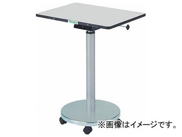 トラスコ中山/TRUSCO 補助テーブル 450×450×H700-900 ME4545(3012433) JAN:4989999775082