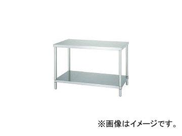 シンコー/SHINKOHIR ステンレス作業台ベタ棚 AB6060