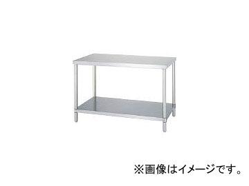 シンコー/SHINKOHIR ステンレス作業台ベタ棚 ABN7560