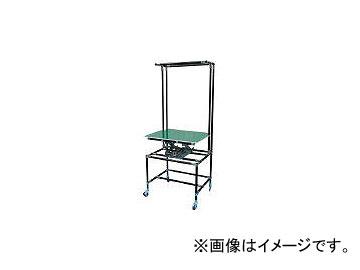 スペーシア/SPACIO セル作業台テーブル昇降機付 静電黒色仕様 SPDT3B