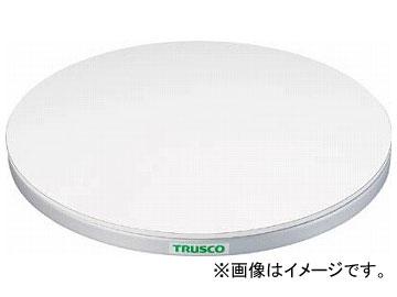 トラスコ中山/TRUSCO 回転台 100Kg型 φ600 ポリ化粧天板 TC6010W(3304337) JAN:4989999586930