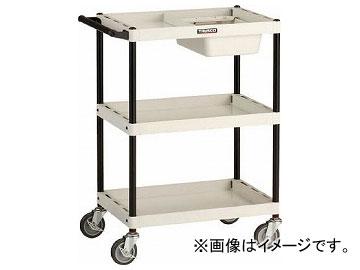 トラスコ中山 SB色/TRUSCO ツールワゴンベスト サイドハンドル サイドハンドル TWBS643PSB(4143663) 3段 2ウェイ棚板付き SB色 TWBS643PSB(4143663) JAN:4989999181982, キューティーショップ:a8676f4b --- officewill.xsrv.jp