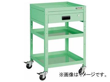 トラスコ中山/TRUSCO ラビットワゴン RBW853VYG(3663400) 500×500 引出1段付 500×500 YG色 引出1段付 RBW853VYG(3663400), コンタクトケア専門アイケアプラス:a6e083aa --- officewill.xsrv.jp