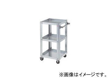大阪製罐/OS アールワゴン ザム鋼板 450×450×840mm RWZ4483