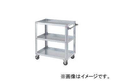 大阪製罐/OS アールワゴン ザム鋼板 800×500×880mm RWZ8583