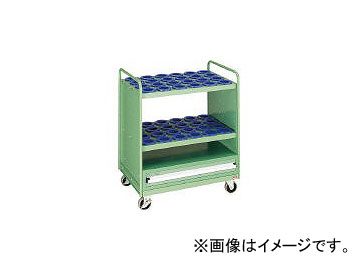 大阪製罐/OS ツーリングパネルワゴン(引出し付) PD1048D