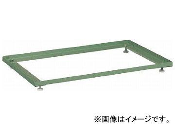 トラスコ中山/TRUSCO WVER型キャビネット用ベース W880 WVER1B(3025781) JAN:4989999812589
