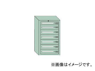 大阪製罐/OS 軽量キャビネット5型 最大積載量500kg 引出し1×6段 51003