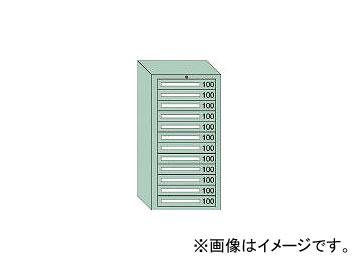 大阪製罐/OS 軽量キャビネット5型 最大積載量600kg 引出し12段 51201