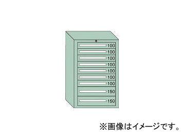 大阪製罐/OS 中量キャビネット7型 最大積載量1000kg 引出し7×2段 71012