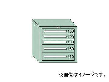 大阪製罐/OS 中量キャビネット7型 最大積載量600kg 引出し3×2段 7606