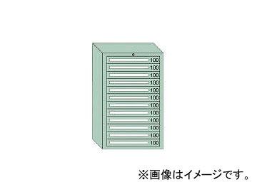 大阪製罐/OS 重量キャビネットDX型 最大積載量1500kg 引出し12段 DX1201