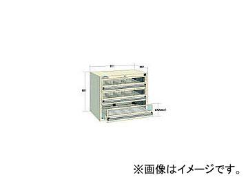 大阪製罐/OS デラックスキャビネットDX型 最大積載量600kg 引出し3段 DX603GT