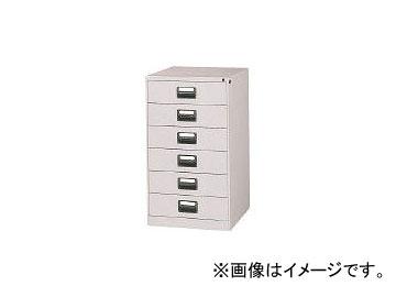 ダイシン工業/DAISHINKOGYO 引出ツールキャビネット グレー VC1006