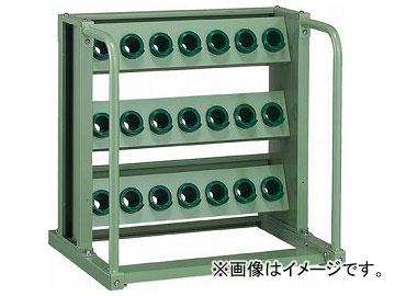 トラスコ中山/TRUSCO ツーリングラック BT・NT40兼用 21個収納 ロック付 VTL37(2661195) JAN:4989999669763