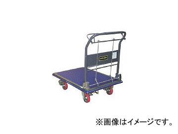 石川製作所 プレス製運搬車 ハンドブレーキタイプ 301HB4