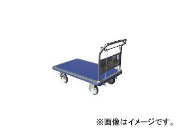 石川製作所 プレス製運搬車 ハンドブレーキタイプ 502HB4