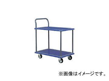 石川製作所 プレス製運搬車2段片袖型 104(3417981) JAN:4945702001046