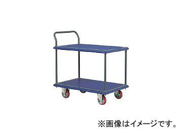 石川製作所 プレス製運搬車2段片袖型 304(3418006) JAN:4945702003040